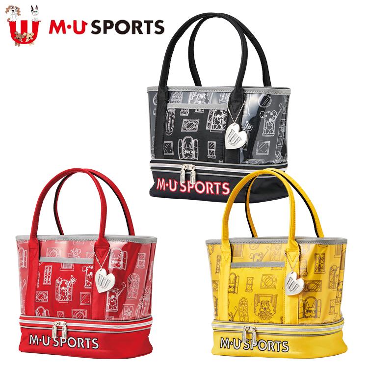 MU SPORTS MU スポーツ ポーチ カートポーチ 703C1008 【保冷機能付】【M・U SPORTS】【MUスポーツ】【エムユー】