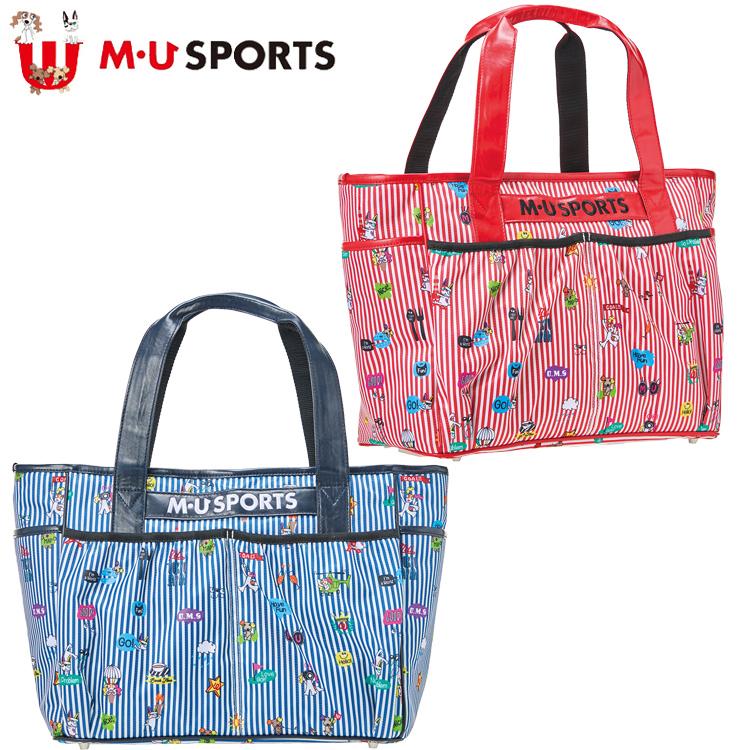 MU SPORTS MU スポーツ ボストンバッグ 703P6210 【ボストン】【バッグ】【M・U SPORTS】【MUスポーツ】【エムユー】