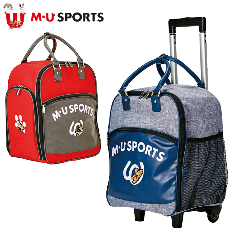 MU SPORTS MU スポーツ キャリーケース キャリーバッグ 703P2214 【キャリー】【バッグ】【M・U SPORTS】【MUスポーツ】【エムユー】