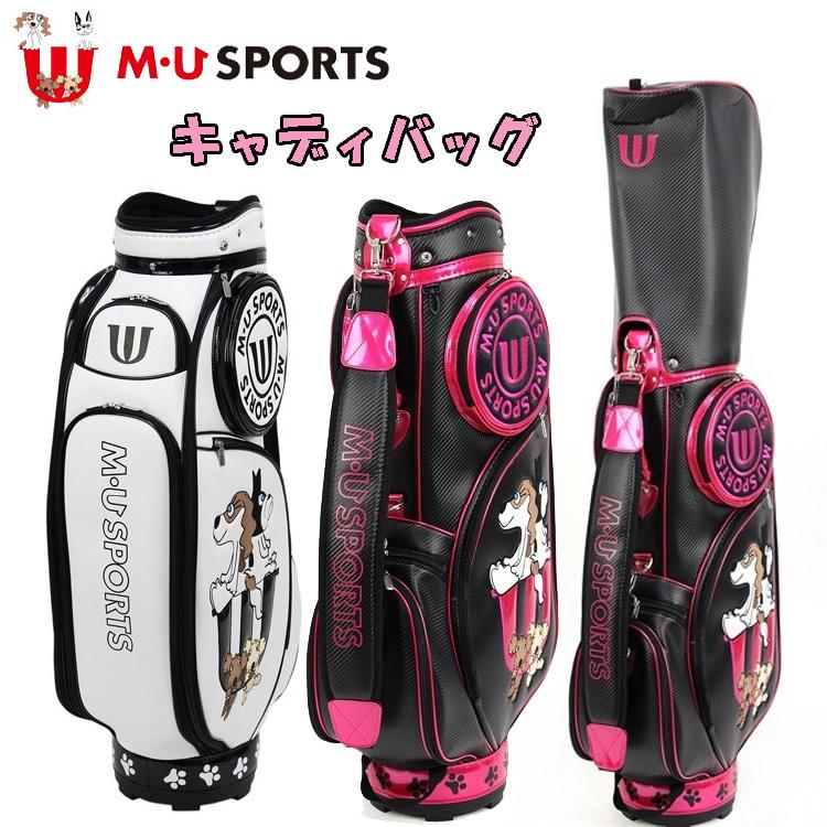 【感謝価格】 日本正規品 MU SPORTS MUスポーツ 703V7150 レディース MUスポーツ ゴルフバック 日本正規品 8.5型 キャディバッグ SPORTS【エムユー】, オフィス/店舗用品トップジャパン:db20130f --- sukhwaniconstructions.com