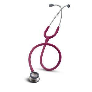 【送料無料】 医療機器 聴診器 リットマン ステソスコープ クラシックII 小児用 ラズベリー 重さ104g 2122 3M