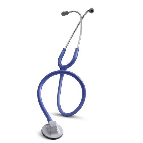 医療機器 聴診器 リットマン ステソスコープ セレクト ロイヤルブルー 重さ117g 2298 3M