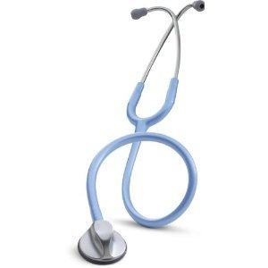 【送料無料】 医療機器 聴診器 リットマン ステソスコープ マスタークラシックII セイルブルー 重さ150g 3M