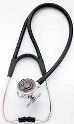 【送料無料】 一般医療機器 ハーベーDLXトリプルヘッド聴診器5079-321 黒ブラック 5079-321 WelchAllyn