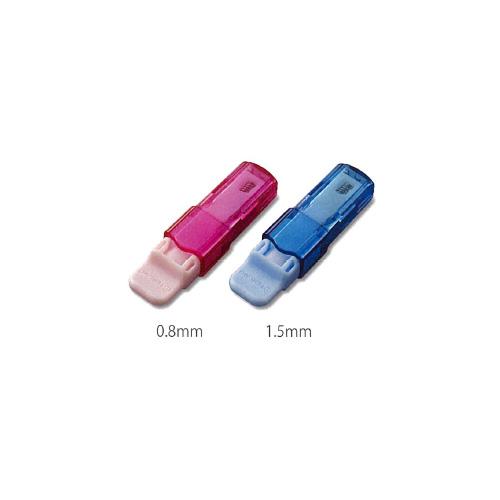 医療機器 メディセーフ ファインタッチ ディスポ 針の深さ1.5mm 30本 MS-FD15030 テルモ