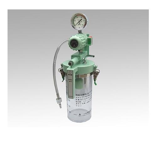 【送料無料】 特定保守管理医療機器 減圧器付吸引器 シュレーダー方式 アムコ型 200×200×500mm 50個入 AV-5型 AMC
