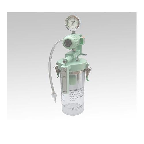【送料無料】 特定保守管理医療機器 減圧器付吸引器 ピン方式 川重型 200×200×500mm 50個入 AV-5型 AMC