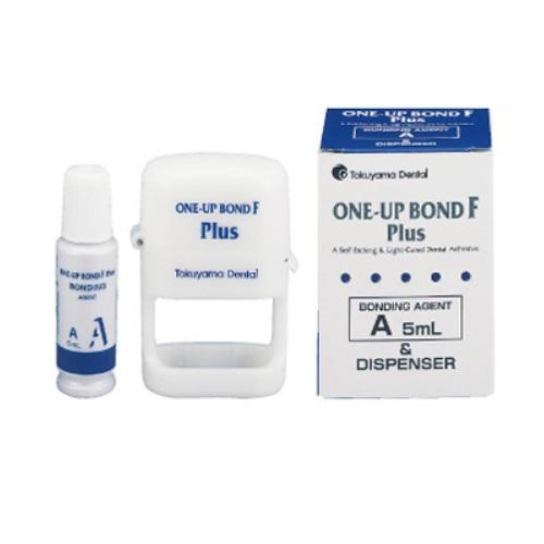 医療機器 ワンナップボンドFプラス ボンディング 単品 A 5ml トクヤマデンタル