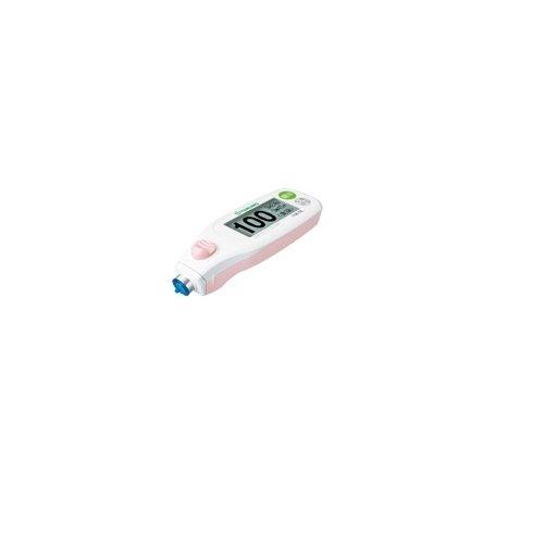 【送料無料】 血糖測定器 メディセーフフィット ピンク MS-FR201P テルモ