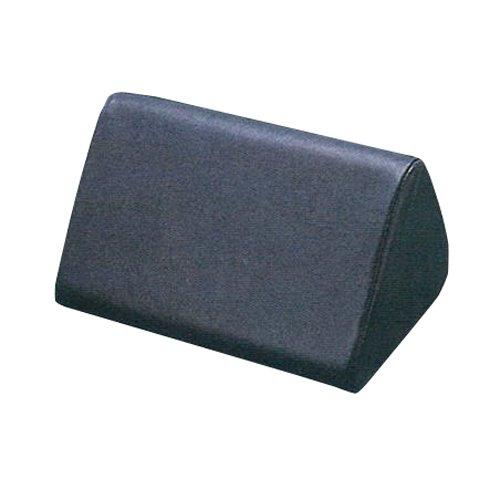 ひざマクラ 黒 幅40cm×奥行き30cm×高さ25-27cm