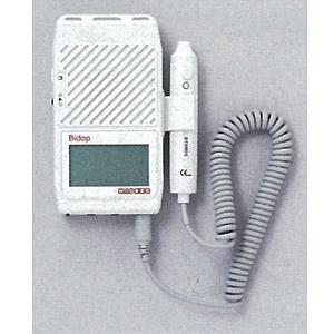 Doppler ultrasonic blood flow meter 142 (W) x 102 (D) x 27 (H) mm es-100 V 3 Japan photo