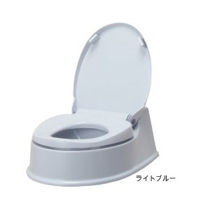 【送料無料】 サニタリエースHG両用式 ライトブルー