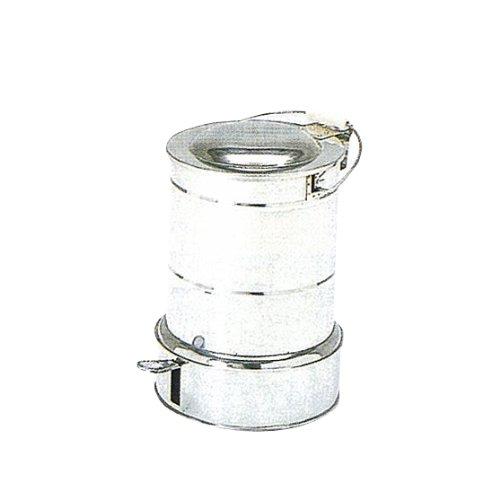 レビューを書けば送料当店負担 医療器と健康ショップ 元気爽快 のおすすめアイテム 汚物缶 KT-409 お得なキャンペーンを実施中 直径21×H30cm