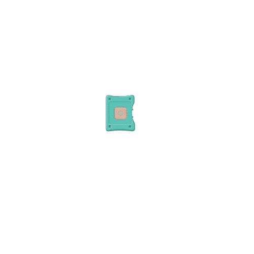 【送料無料】 【医療機器】 ソマセプト mini(直径4mm) 100個入/箱 SCm 東洋レヂン