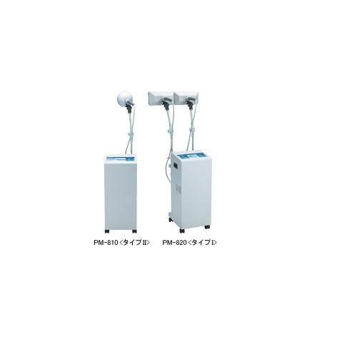 【送料無料】 医療機器 マイクロ波治療器 イトー PM-810 1チャンネル 丸アンテナ 伊藤超短波