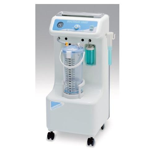 【送料無料】 医療機器 吸引器 TAF-3000FD 基本型 W400×D360×H880mm 新鋭工業