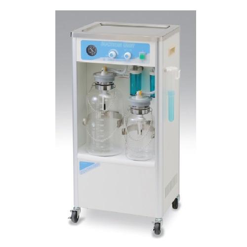 【送料無料】 医療機器 吸引器 TAF-7000WSD 並列型 W430×D330×H870mm 新鋭工業