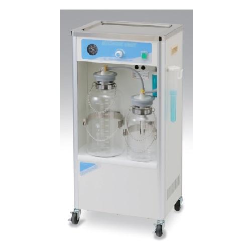 【送料無料】 医療機器 吸引器 TAF-7000SD 直列型 W430×D330×H870mm 新鋭工業
