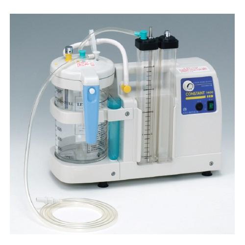 【送料無料】 医療機器 低圧持続吸引器 コンスタント1400 C-1400 新鋭工業