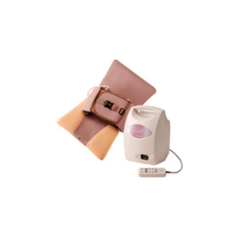 【送料無料】 医療機器 リセッティ 本体/約6.5kg、腰用エアバック/約3.0kg マルタカ