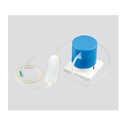 【送料無料】 医療機器 足踏式吸引器 アモレFS1 縦150×横140×奥行140mm(吸引ポンプ) 徳器技研工業