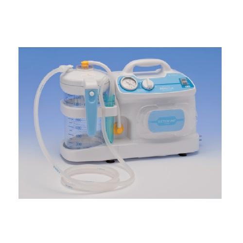 【送料無料】 医療機器 吸引器 ミニックS-II W395×D157×H274mm MS2-1400 新鋭工業