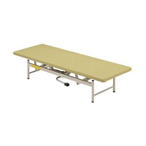 【送料無料】 足踏式油圧ベッド 幅65cm×長さ190cm×高さ43.5~76.5cm 45kg KC-2310 パラマウントベッド