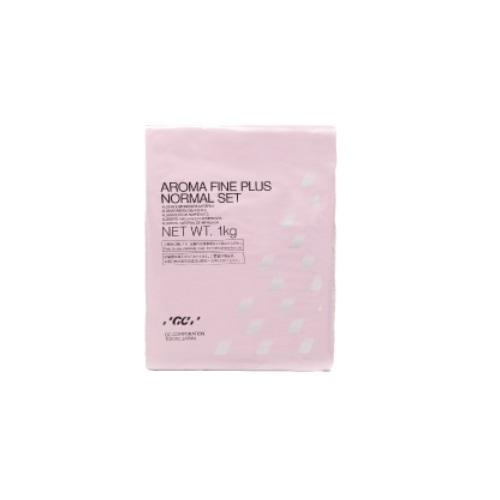 【送料無料】 医療機器 アローマファイン プラス ノーマル ピンク 1箱5袋入(1kg×5袋) GC ジーシー