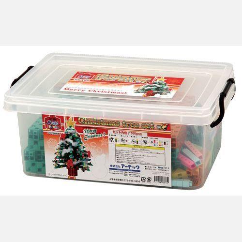 【送料無料】 ARTECブロック クリスマスセットM 76877 アーテック