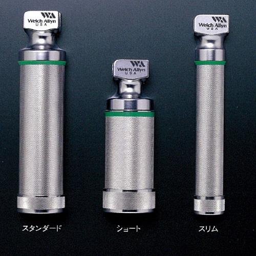 【送料無料】 ファイバーオプティック喉頭鏡 ハンドル 116mm 32mm 233g 80060815 アイ・エム・アイ ウェルチアリン