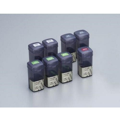 【送料無料】 光重合型審美修復用ナノコンポジットレジン カローレ イントロセット(A2) 1函=ユニチップ(0.16mL)32個(A2、CV、BW、AO2各5個/DT、WT、DE、WE各3個 GC