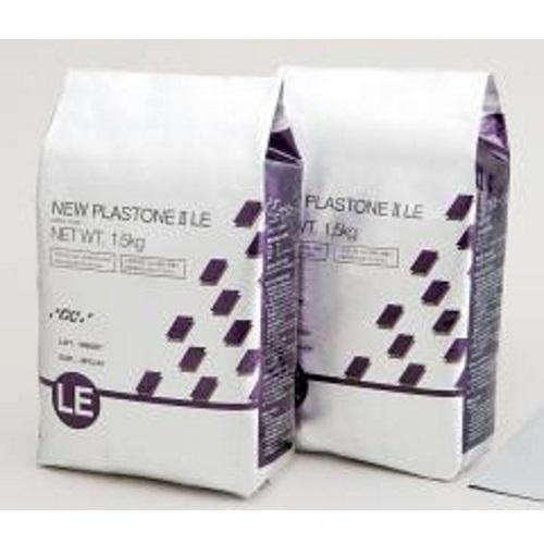 【送料無料】 硬石こう〈模型用〉 ニュープラストーンII(LE)18kgパック(ベージュ) 2色=イエロー、ベージュ 18kgパック1函 GC
