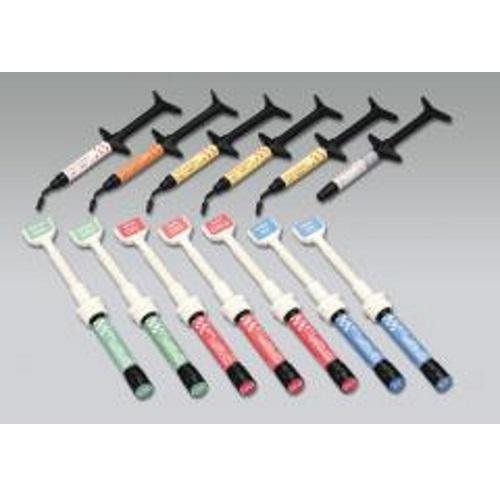 【送料無料】 光重合型前装冠用硬質レジン プロシモ スターターセット (3色) 3色セット=A2、A3、A3.5 1函 GC
