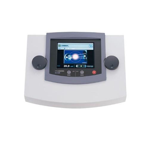 【送料無料】 医療機器 低周波治療器・干渉電流型低周波治療器組合せ理学療法機器 総合刺激装置 ES-530 吸引装置 伊藤超短波