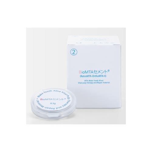 【送料無料】 BioMTA セメント 8入(粉0.3gx8包、液8個) 649021