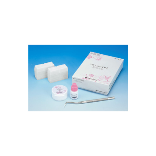 歯科用知覚過敏抑制材料 MS Coat ONE セット 百貨店 ◆高品質