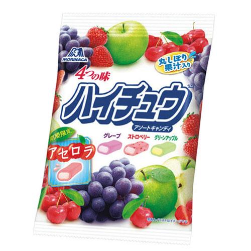 まとめ買い12パックセット ☆ハイチュウ アソート 1パック(94g・約22粒入) 森永製菓