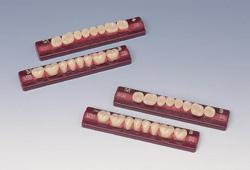 【送料無料】 医療機器 バイオエース35°(臼歯) M32 下顎 58 1箱16組(128歯) 松風