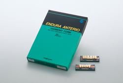 【送料無料】 医療機器 エンデュラ アンテリオ(前歯) HSS(短方型) 上顎 A2 3 1箱16組(96歯) 松風