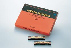 【送料無料】 医療機器 エンデュラ ポステリオ(臼歯) 短種 S30 上顎 A3.5 1箱12組(96歯) 松風