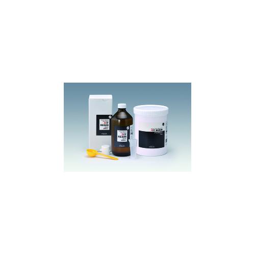 【送料無料】 医療機器 フィットレジン C1 粉(粉量計付)1kg 松風