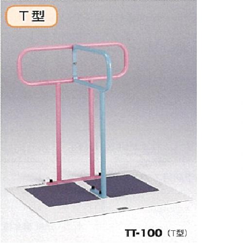 選ぶなら 【送料無料 T型】 トランスファー手すり 650(L)×800(W)×815(H)mm 26kg T型 650(L)×800(W)×815(H)mm 26kg, 株式会社屋久島ロック:f8d76806 --- aqvalain.ru