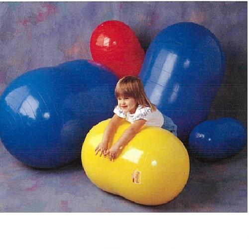 【送料無料】 フィジオロールボール 黄 θ55×90(L)cm 2290g