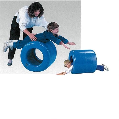 四肢の機能向上・回復トレーニングに 【送料無料】 バレルロール θ560×560(L)mm 9.2kg