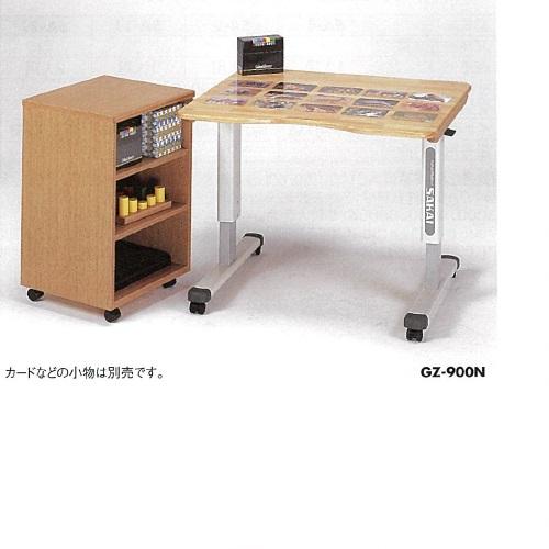【送料無料】 言語療法テーブル W900×D750×H565~705mm 100kg