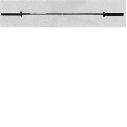 【送料無料】 オリンピックバー(クロムメッキ) 2000×θ50mm 10kg