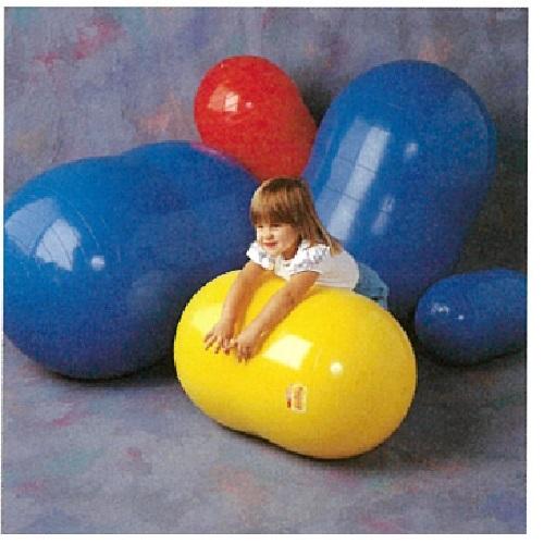 【送料無料】 フィジオロールボール 黄 θ55cm 2290g