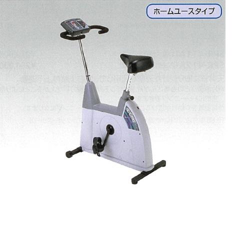【送料無料】 エアロバイク グレー L772×W528×H1020~1259mm 28kg