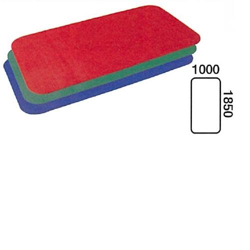 【送料無料】 コロナ ブルー L1850×W1000×H15mm 3.8kg