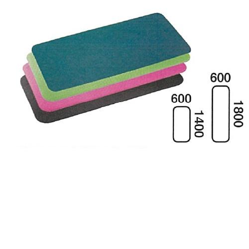 【送料無料】 フィットライン 180 ウォーターブルー L1800×W600×H10mm 1.5kg